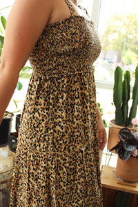Dreaming of Leopard Dress