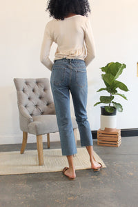 Musgraves High Rise Mom Jeans