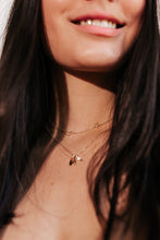 Load image into Gallery viewer, Moon And Star Choker Necklace