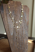 Load image into Gallery viewer, Stars Multi Layered Necklace