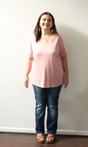 Simply Soft V-Neck T-Shirt