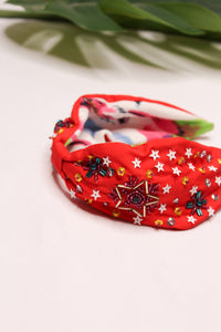 Treasure Jewels Star Headband
