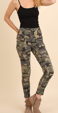 Load image into Gallery viewer, Jessie Camo Pants