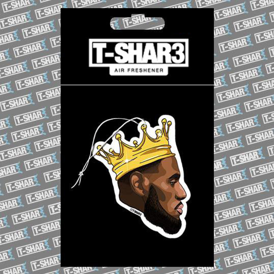 Lebron James Air Freshener V2