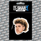 Chino Hills Lamelo Ball Air Freshener - TSHAR3