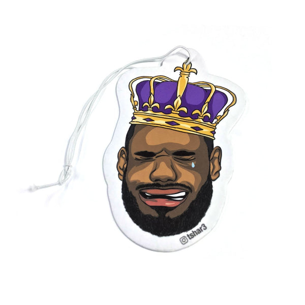 Crying Lebron James Air Freshener - TSHARE