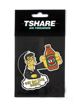 Load image into Gallery viewer, Dan Andrews Get On The Beers Air Freshener - TSHARE