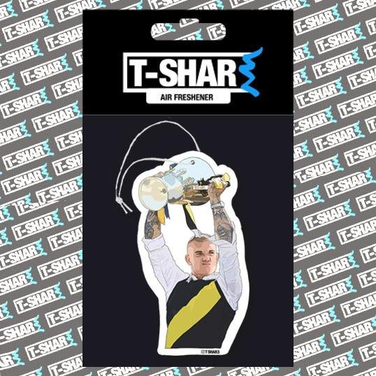 Dustin Martin (The Champ) Air Freshener - TSHAR3