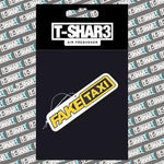 Fake Taxi Air Freshener - TSHAR3