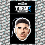 Lamelo Ball Air Freshener - TSHAR3