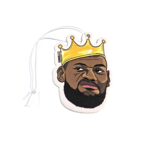 Lebron James Air Freshener - TSHARE