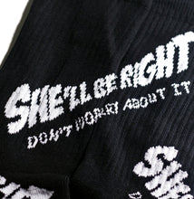 Load image into Gallery viewer, She'll be right / Yeah Nah Socks Bundle - TSHAR3
