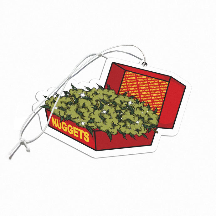 Weed Nuggets Air Freshener - TSHARE