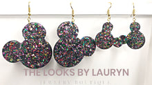 Load image into Gallery viewer, Mickey Earrings