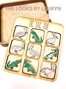 Tic Tac Toe Boards