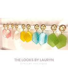 Load image into Gallery viewer, Striped Tutti Fruity Earrings - The Looks by Lauryn