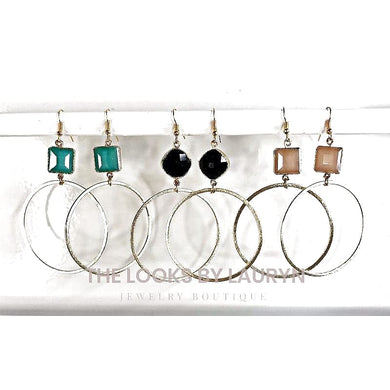 ELECTROPLATED GLASS WITH HOOPS