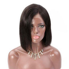 BoB Lace Front Wigs side-part