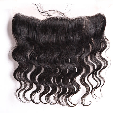 13x4 Human Hair Frontal Closure Body Wave