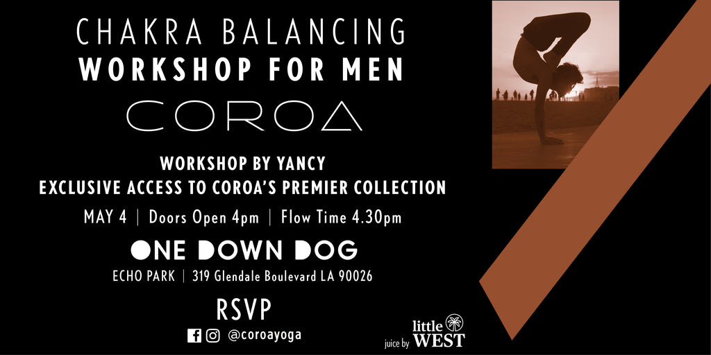 Coroa Yoga Pre-Launch Event in Los Angeles