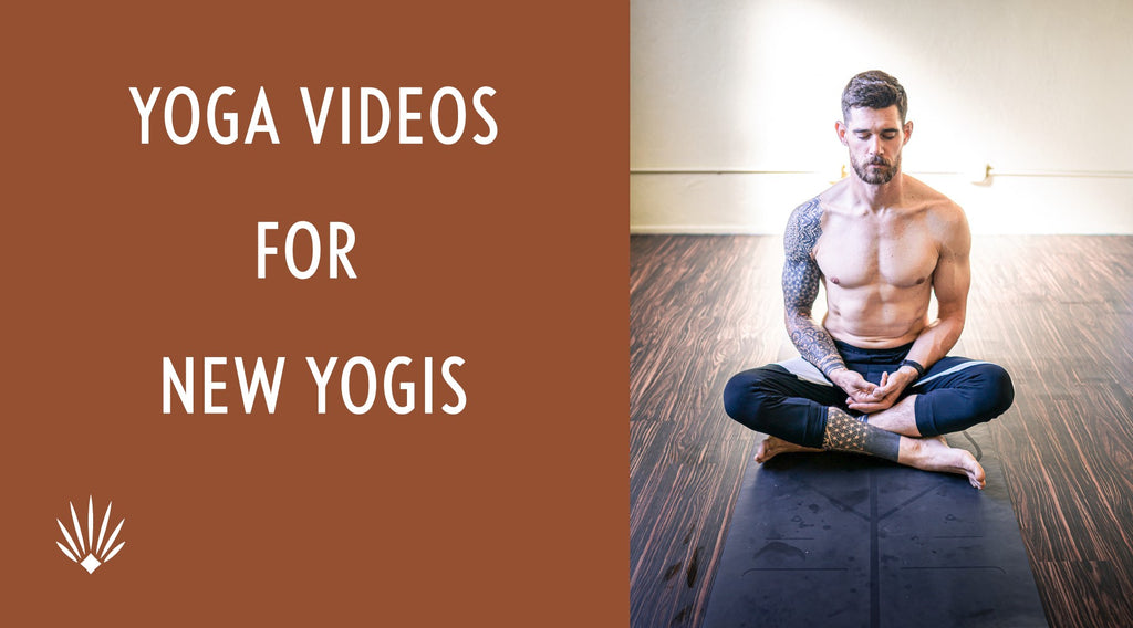5 Male Yogis Who Teach Beginners Yoga