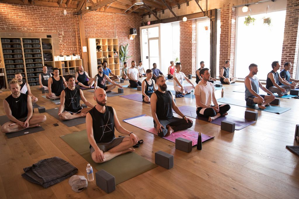 Coroa, Men Chakra Balancing Workshop at One Down Dog - Exclusive Collection Access