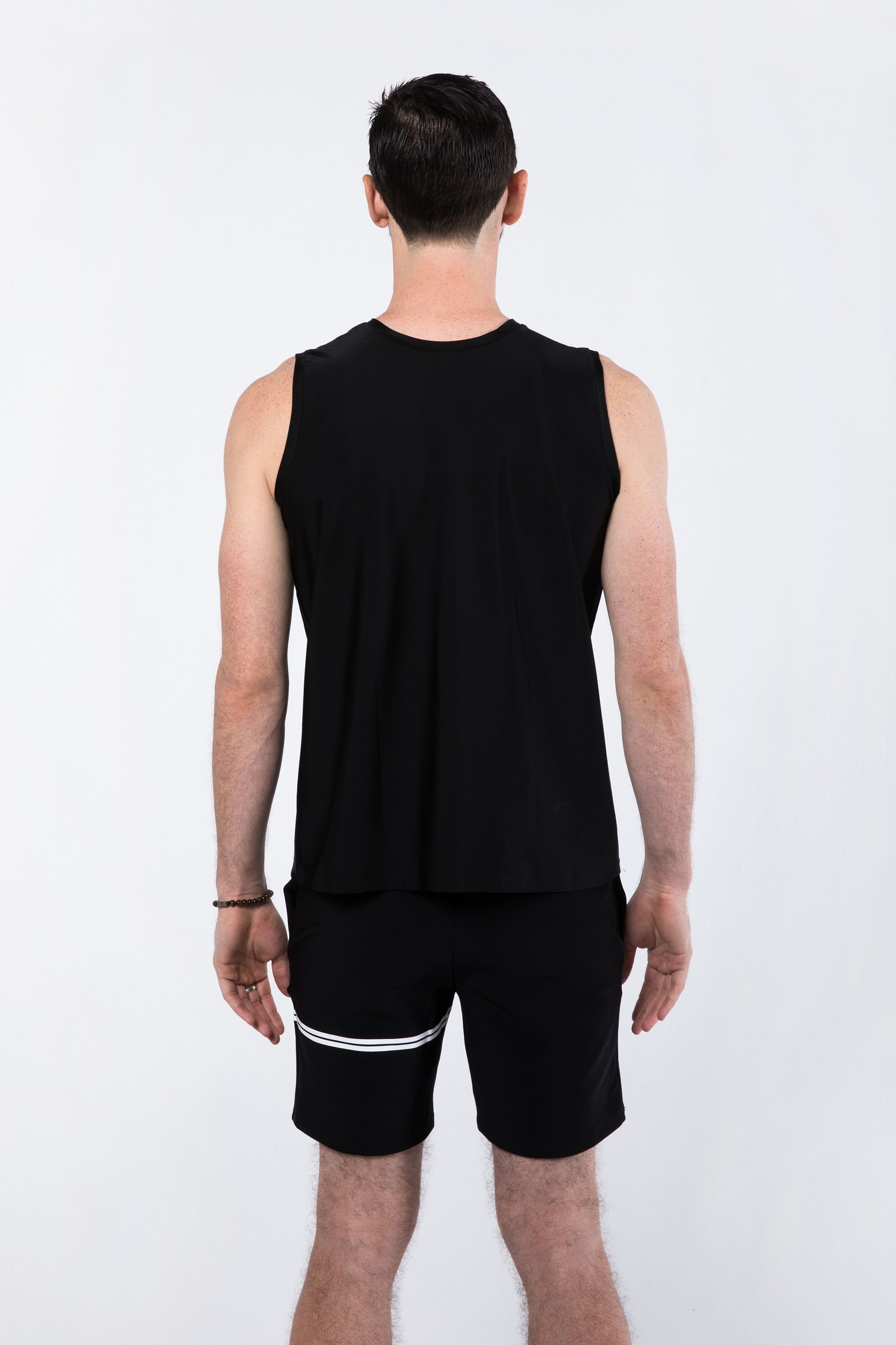 Yoga Wear for Men - Yoga Shorts and Shirt