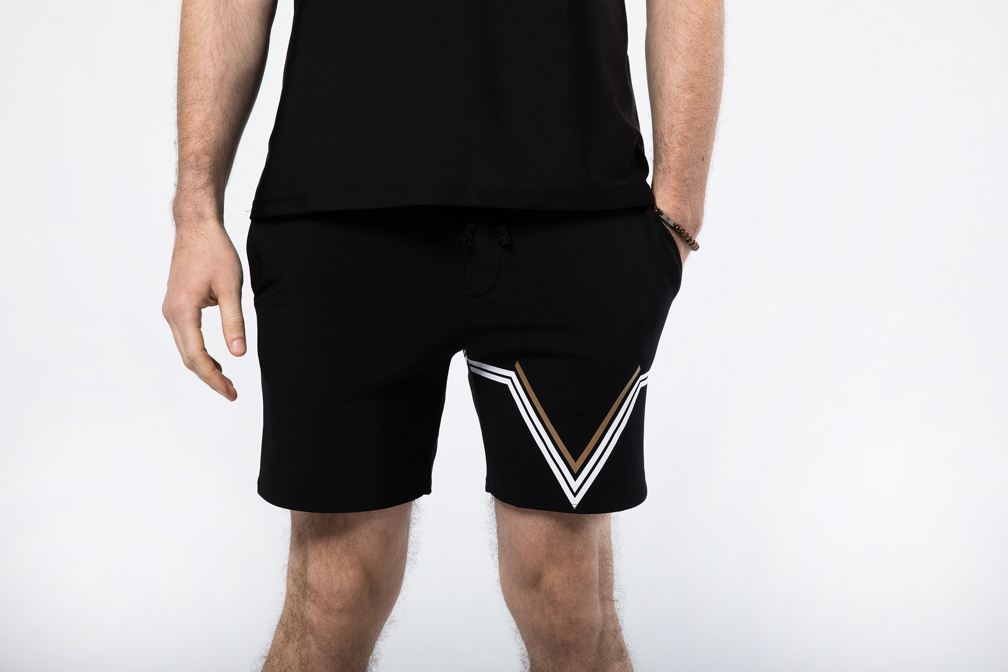 Yoga Clothes for Men - Yoga Shorts with Pocket