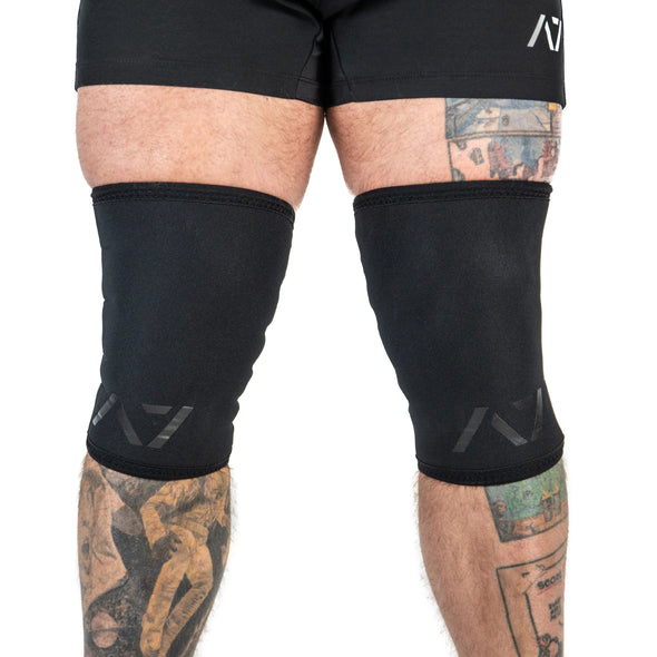 A7 CONE Stealth knee sleeves - A7 Japan