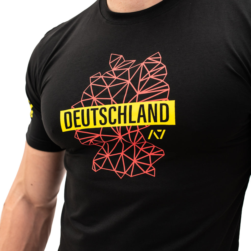 A7 Bar Grip Tシャツ『Germany』 Men's - A7 Japan