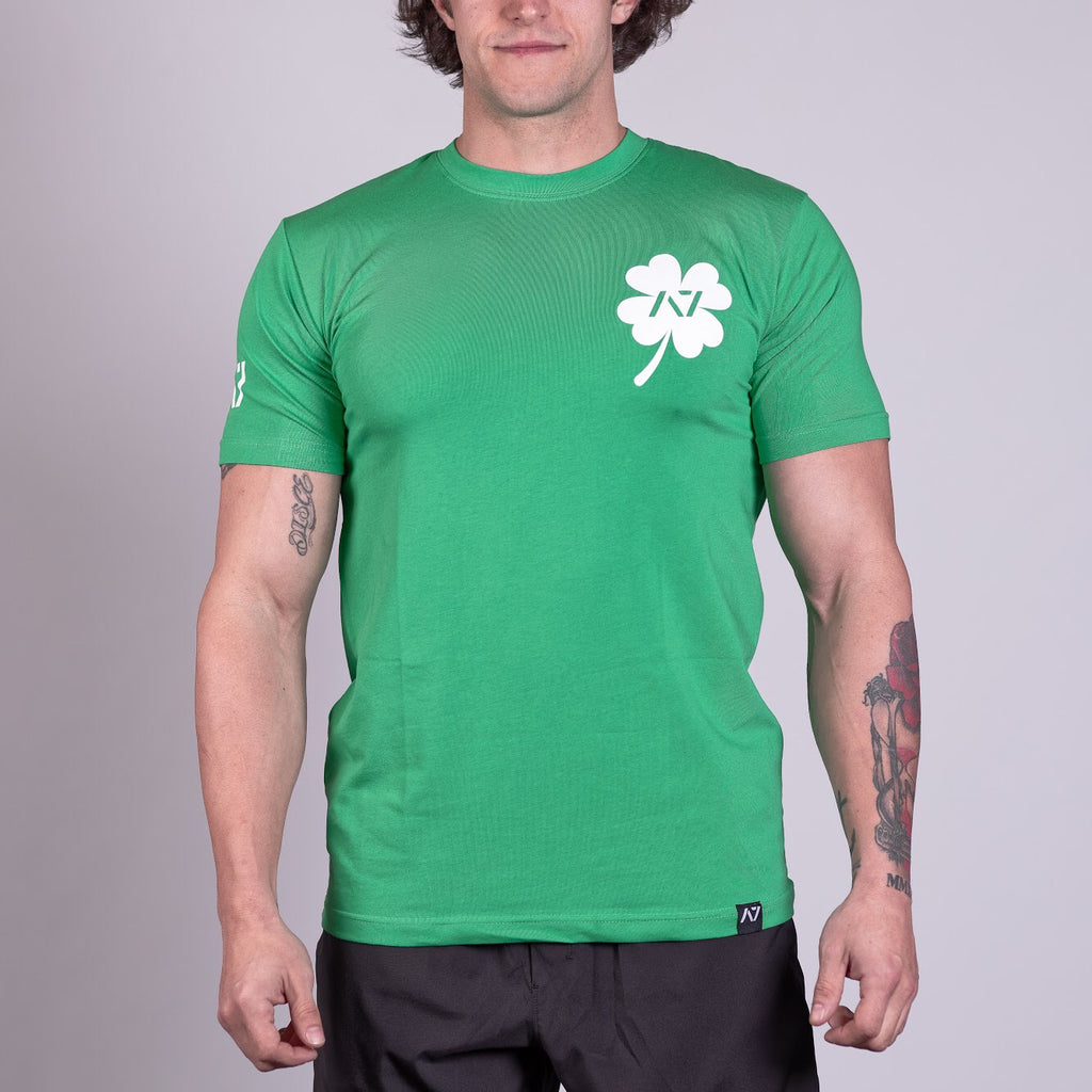 A7 Bar Grip Tシャツ『Irish』 Men's