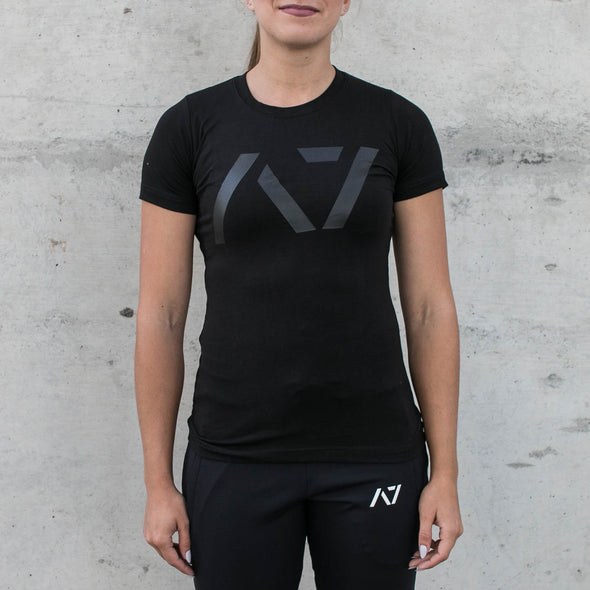 A7 Bar Grip Tシャツ『Stealth』 Women's - A7 Japan