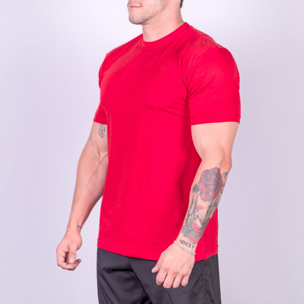 A7 Bar Grip Tシャツ『Unity Red』 Men's - A7 Japan