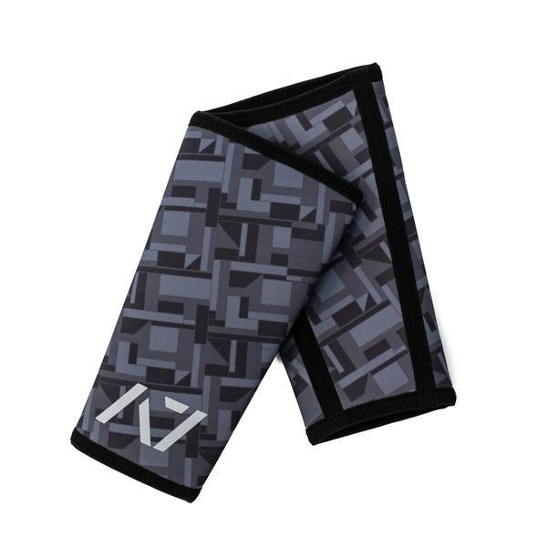 A7 CONE Knee Sleeves -Stiff- Puzzle Camo - A7 Japan