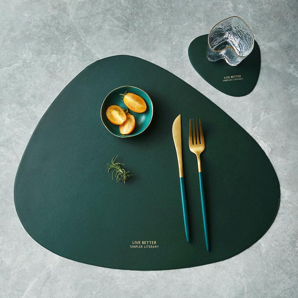 Tableware Leather  Mat