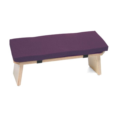 Hugger Mugger Meditation Bench