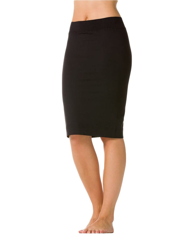 Hard Tail Skinny Knee Skirt
