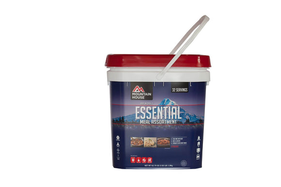 Mountain House Essential Bucket