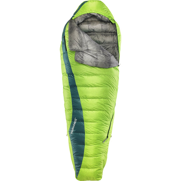Therm-a-Rest Questar 20-Degree Lightweight Down Mummy Sleeping Bag