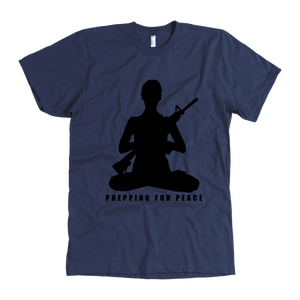 Prepping For Peace Tee 'MINDFULNESS'