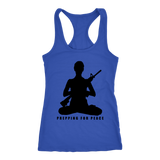 'MINDFULNESS' - Ladies Tank Top