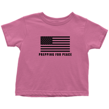 Load image into Gallery viewer, 'AMERICA' - PFP Toddler Tee