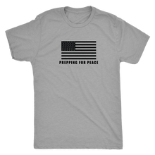 Load image into Gallery viewer, 'AMERICA' - PFP Tee Mens Triblend