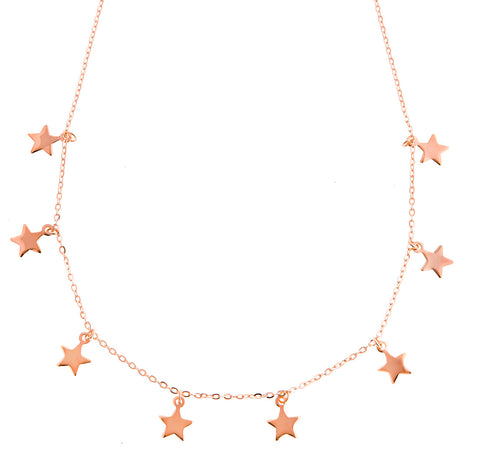 Starstudded Necklace