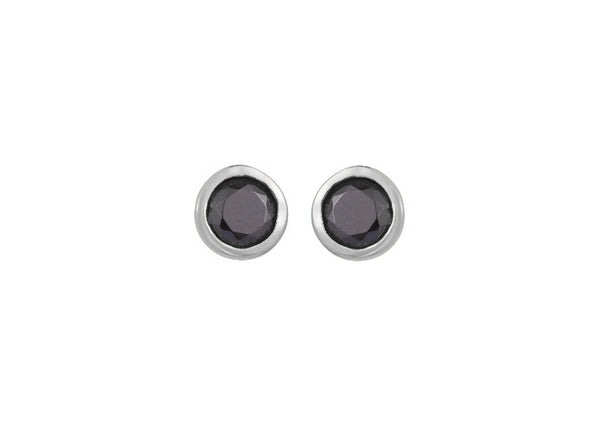 Eclipse Stud Earrings