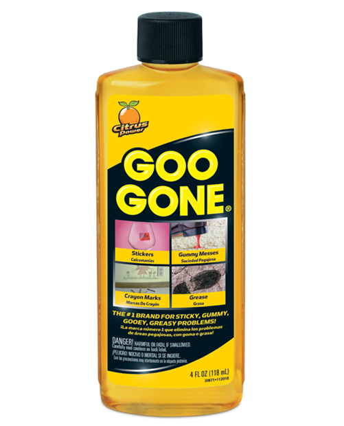 Détachant Goo Gone 236 ML
