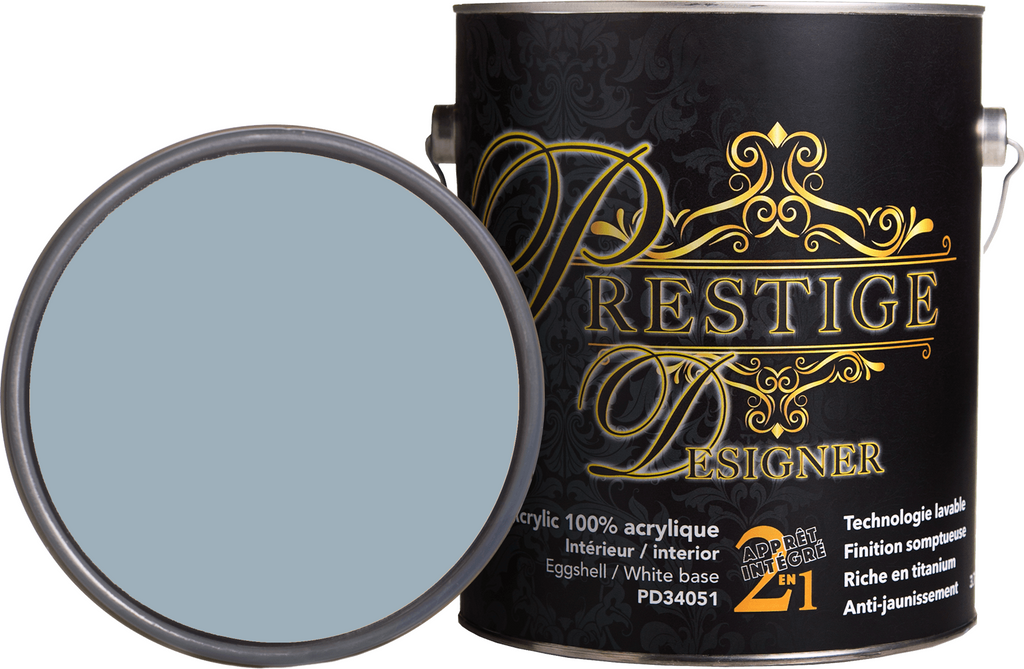 Prestige Designer 100% Acrylique Velours Couleur : 504 Imaginez Toulon