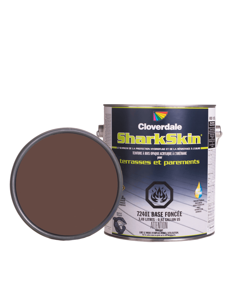 Teinture Sharkskin Opaque 4L Couleur: Ex122