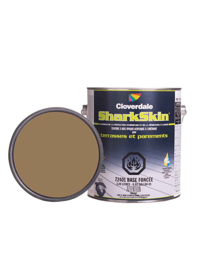 Teinture Sharkskin Opaque 4L Couleur: Ex135
