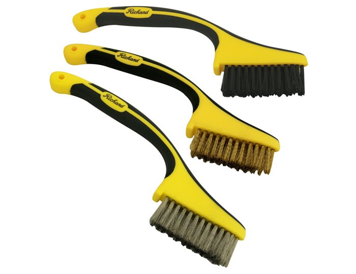 Ensemble de 3 Mini Brosse Richard